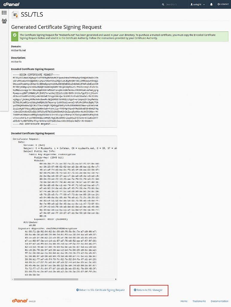 let's encrypt ssl