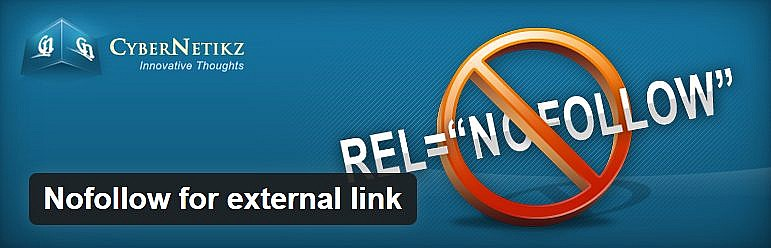 Nofollow for external link